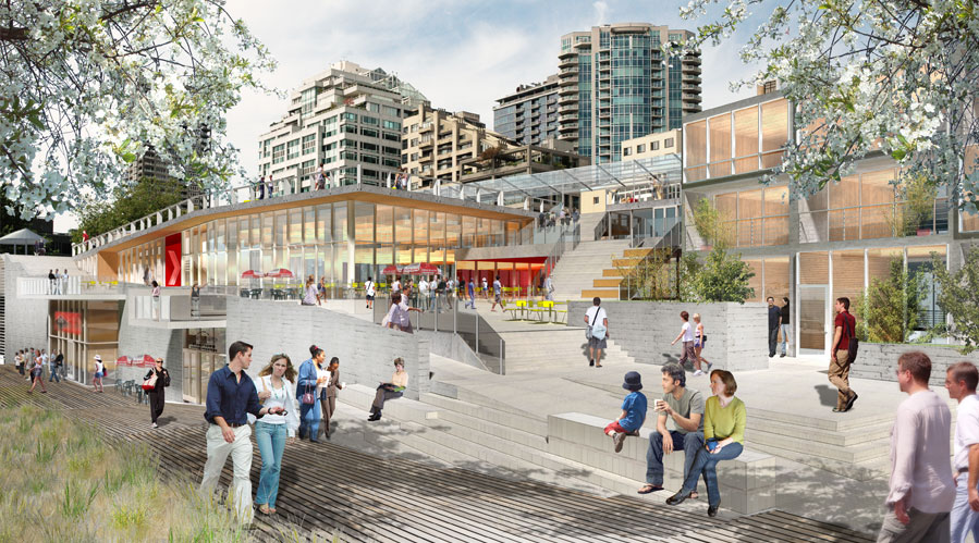 Pike Place Market Voted Top Market To Undergo Makeover