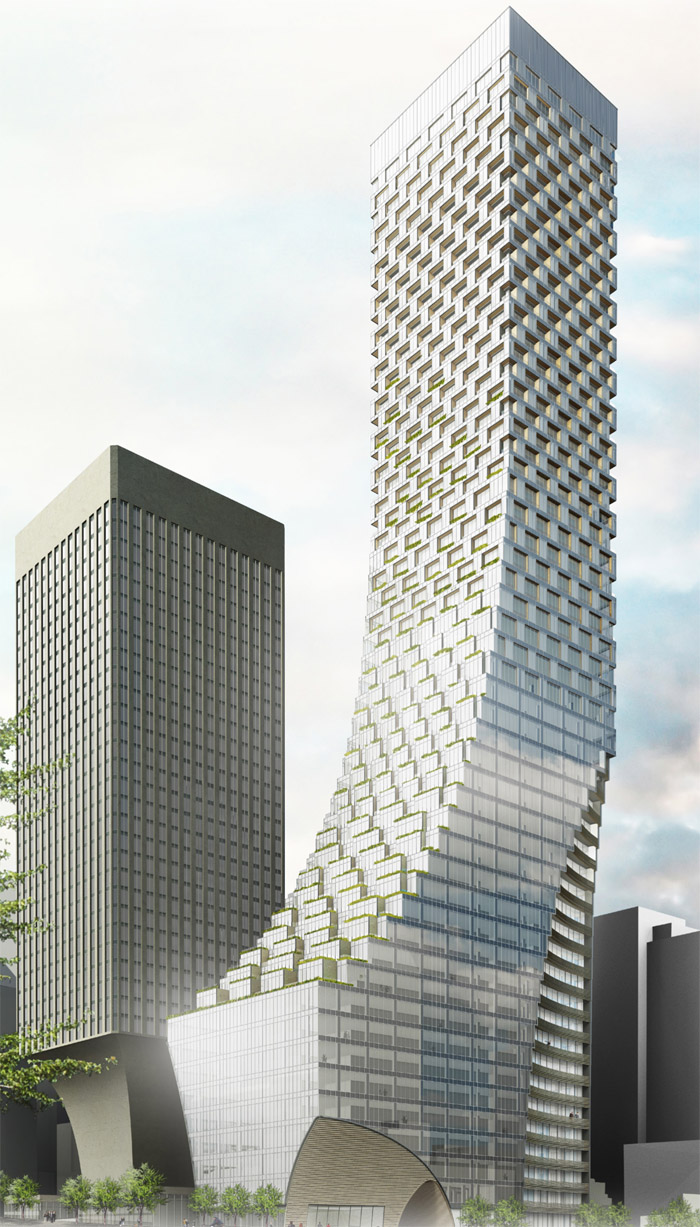 Rainier Square Tower Apartments To Be Highest In The City