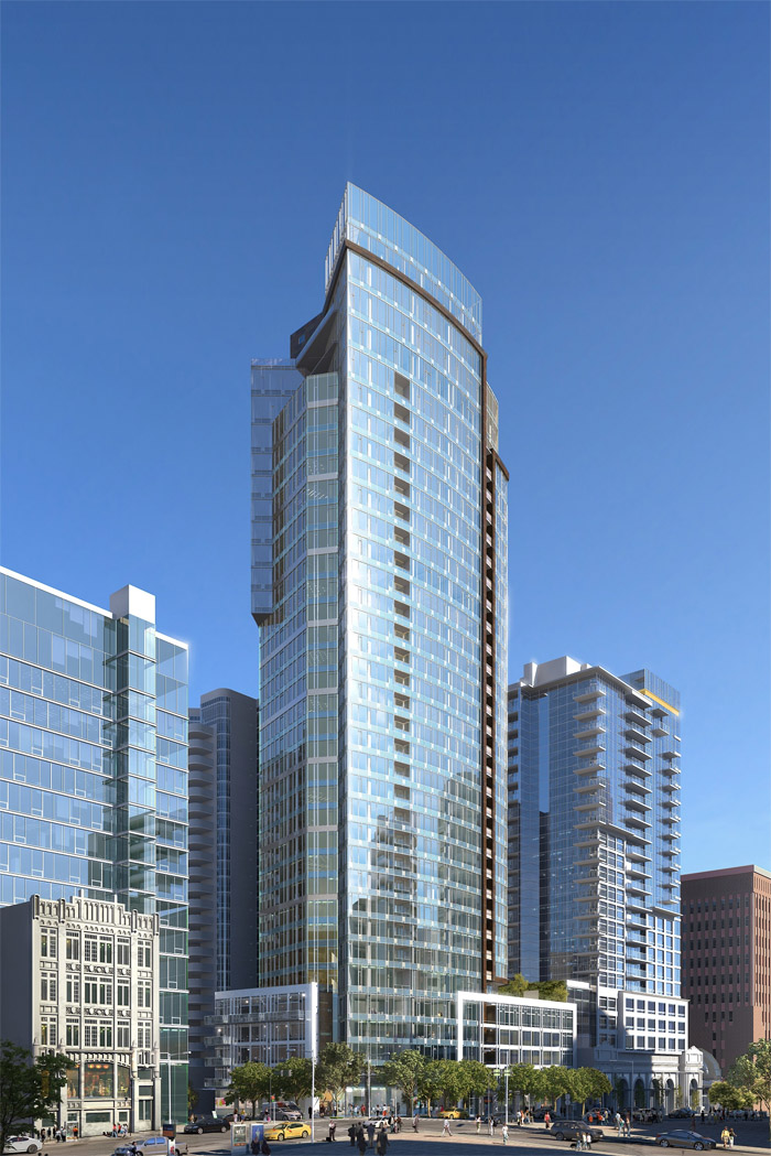 2nd And Virginia Residential Highrise Tower 12 To Break