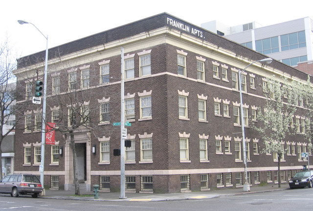 Franklin Apartments In Belltown Receives Landmark