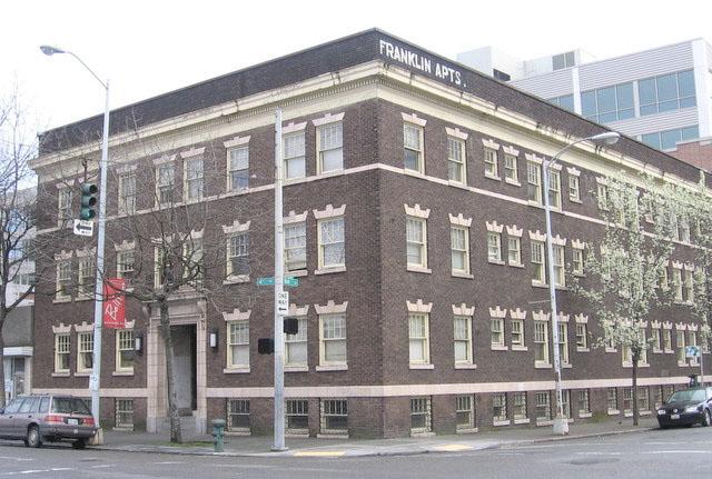 Franklin Apartments in Belltown Receives Landmark Nomination
