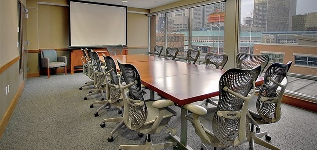 Live Westlake Condo South Lake Union UrbanAsh Real Estate - 12 person conference table