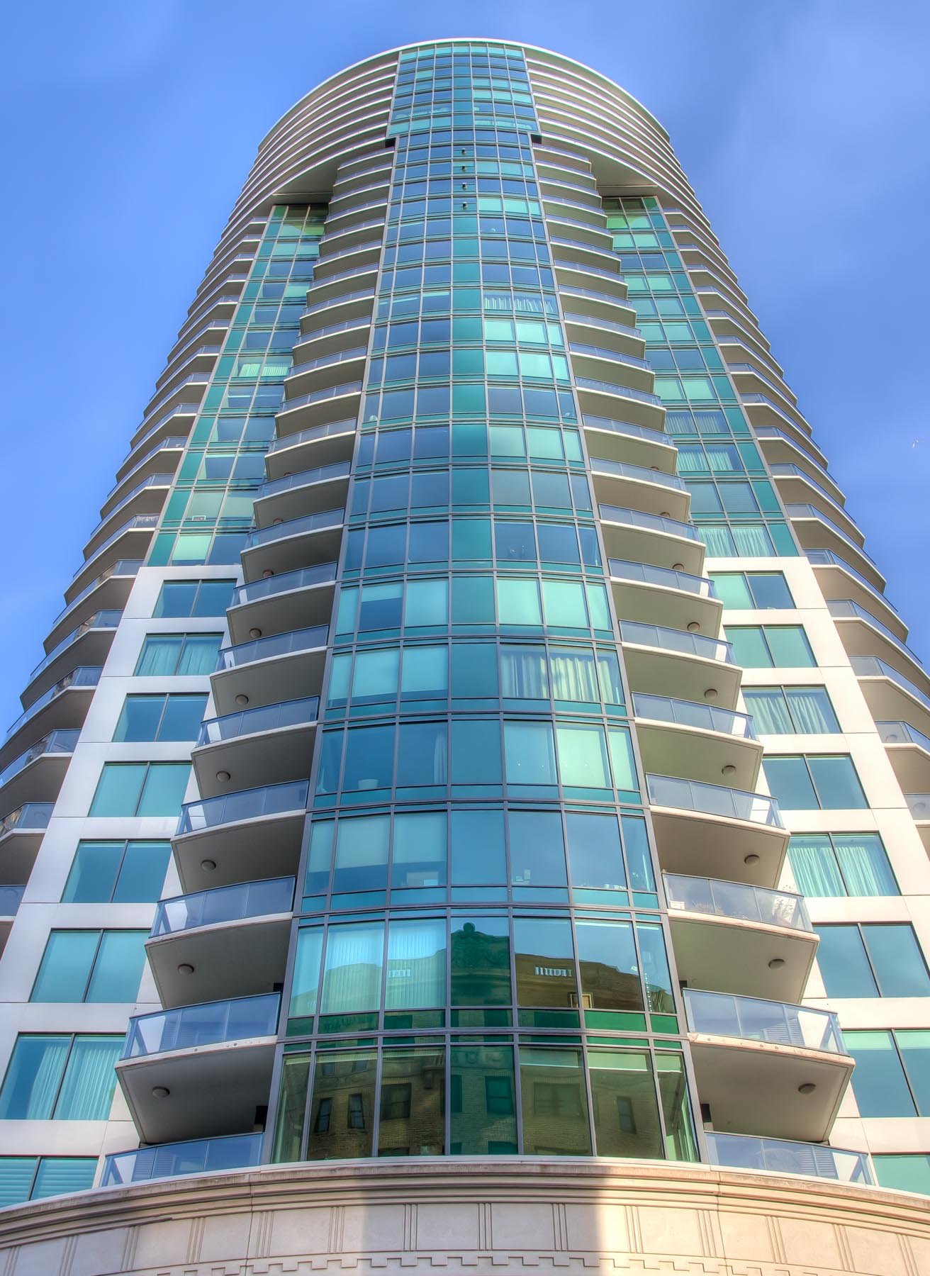 Escala Condominium Building Belltown Seattle