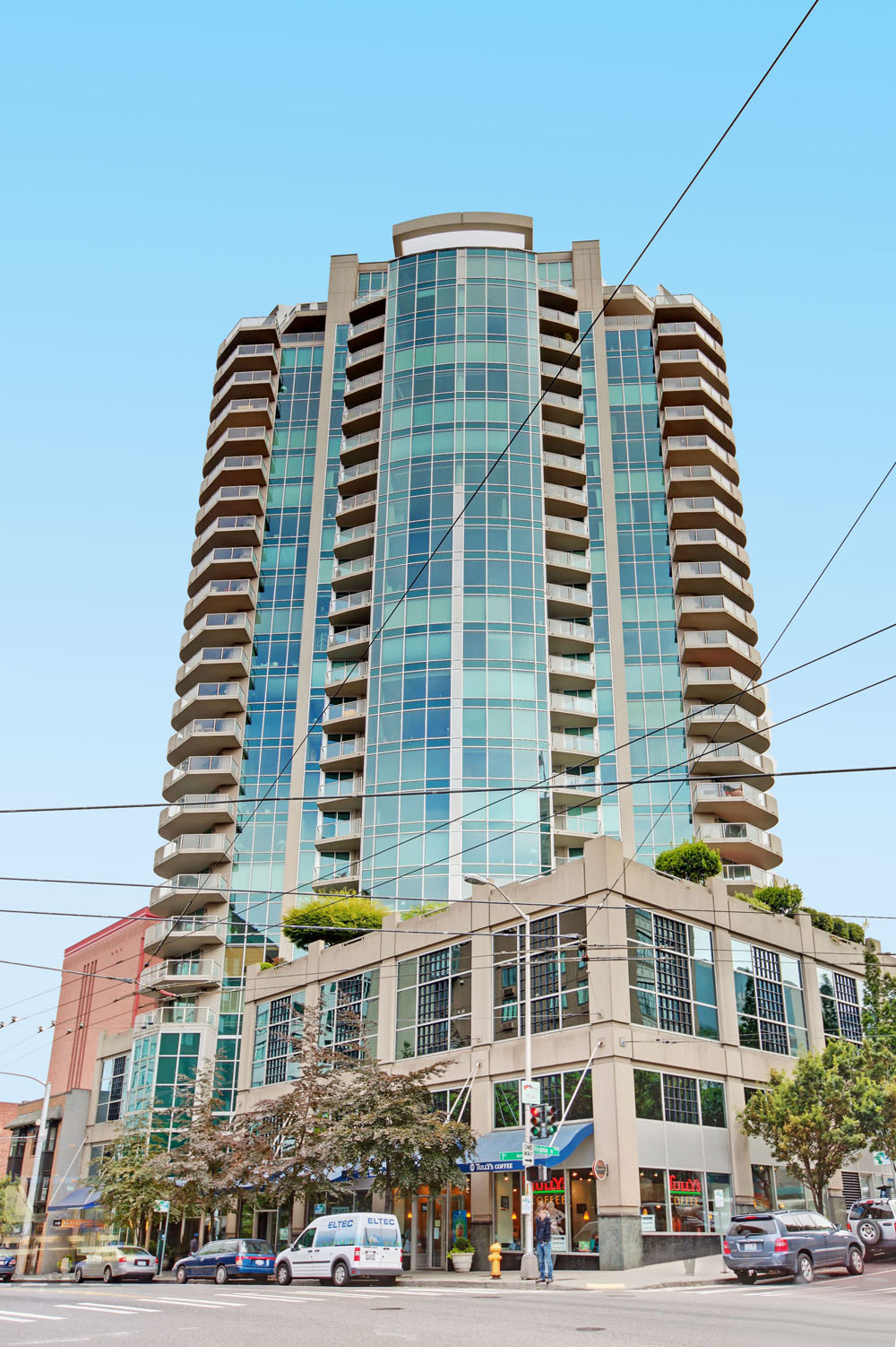 One Pacific Tower 2bd 2ba W Elliott Bay And City Views