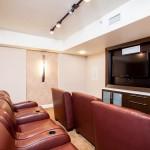Gallery Belltown Condominium 2911 2nd Ave Theater Screening Room