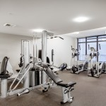 Gallery Belltown Seattle Condo Fitness Room 2911 2nd Ave