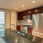Parc Belltown Condo 81 Clay St #430 Kitchen