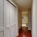 81 Clay St #430 Walkway Hallway with storage