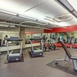 Parc Belltown Condominium Workout Room