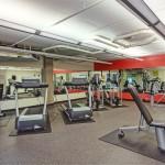 Parc Belltown Condominium Workout Room