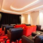 entertainment room escala condos