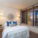 Madison Tower #1703 Master Bedroom