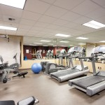 Madison Tower Hotel 1000 Condo Fitness Center Workout Room