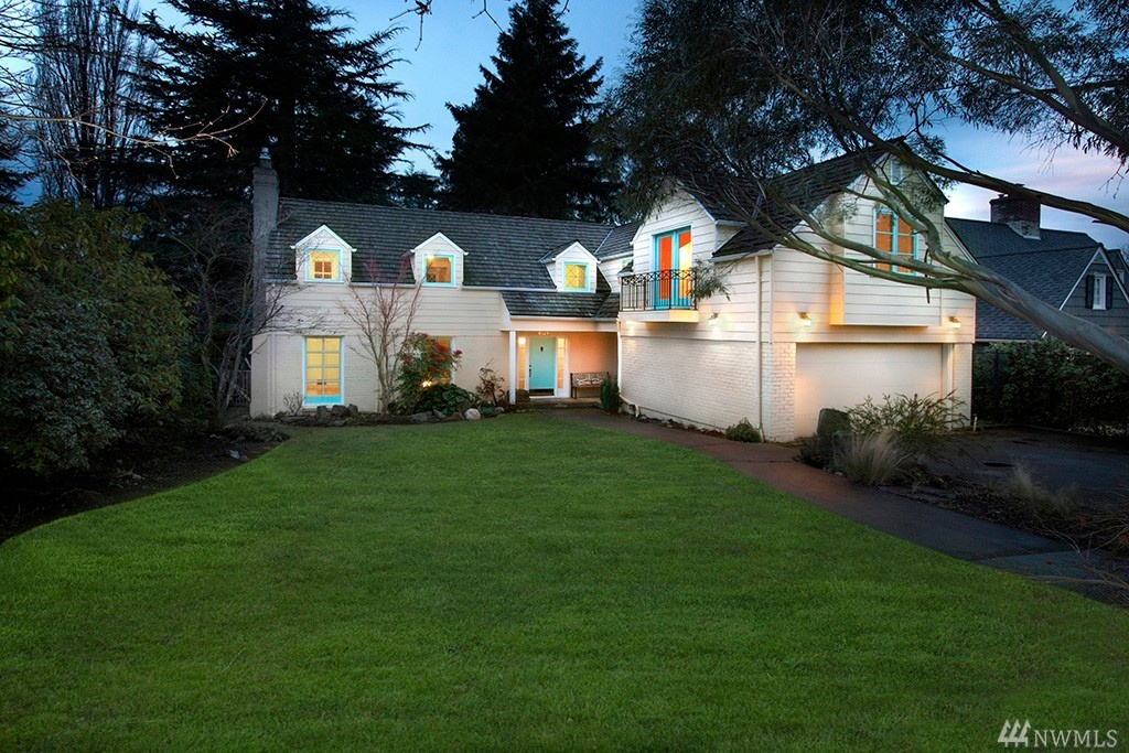 Blue Ridge Real Estate Seattle Sold 10241 Valmay Ave NW