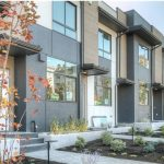 Green Built Valley Townhomes Queen Anne Seattle
