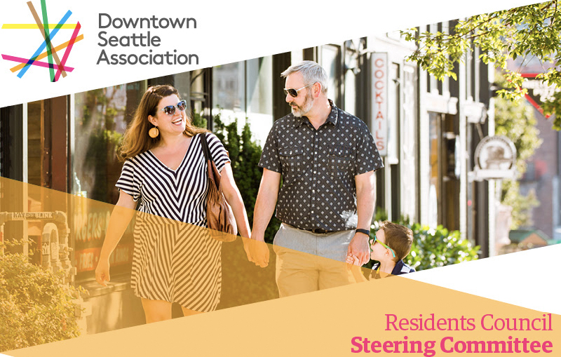 DSA Residents Council Steering Committee Neighborhood Involvement