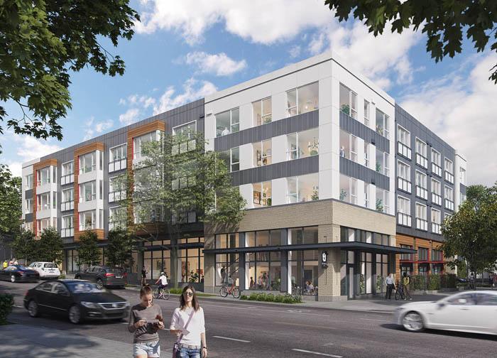 2524 South Jackson Street Apartment