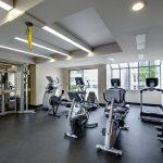 Watermark Tower Fitness Room