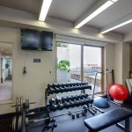 Watermark Tower Fitness Room