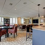 Arbor Place Tower Community Lounge