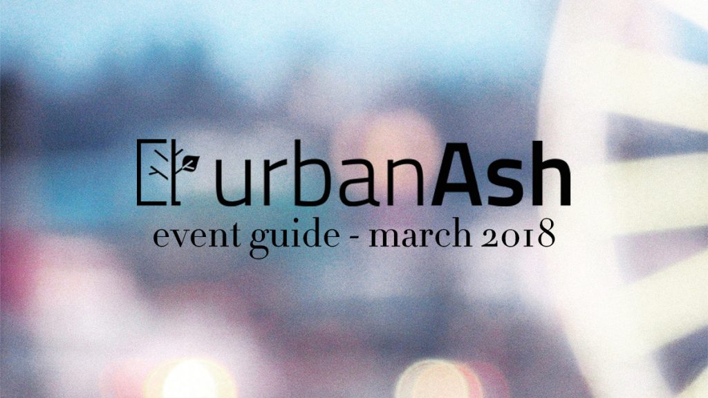 Here's our Seattle event guide for the month of March 2018. Events include concerts, exhibitions, musicals, sports, and more!