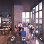 West Edge Tower - 2nd & Pike: 8th Floor Restaurant