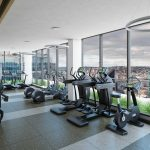 West Edge Tower - 2nd & Pike: Fitness Center