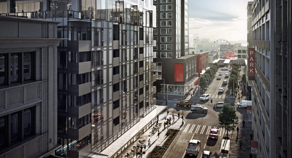 West Edge Tower - 2nd & Pike: Neighborhood
