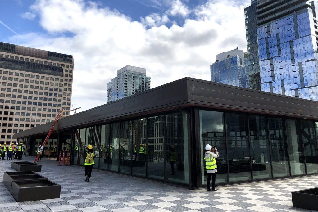 300 Pine Roof Deck