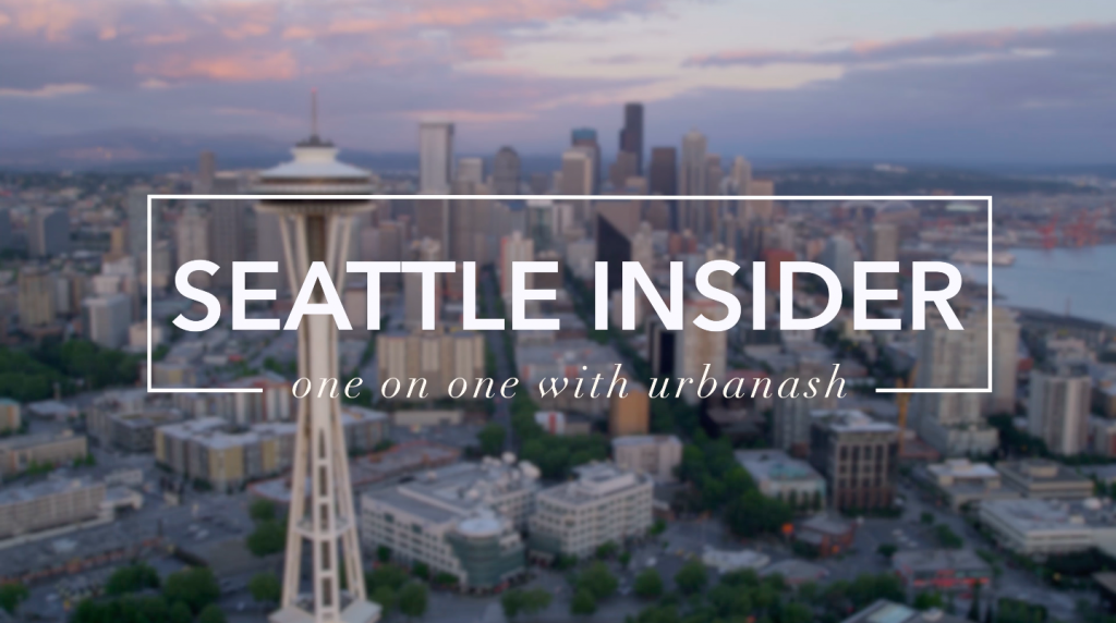 Seattle Insider: One on One with UrbanAsh