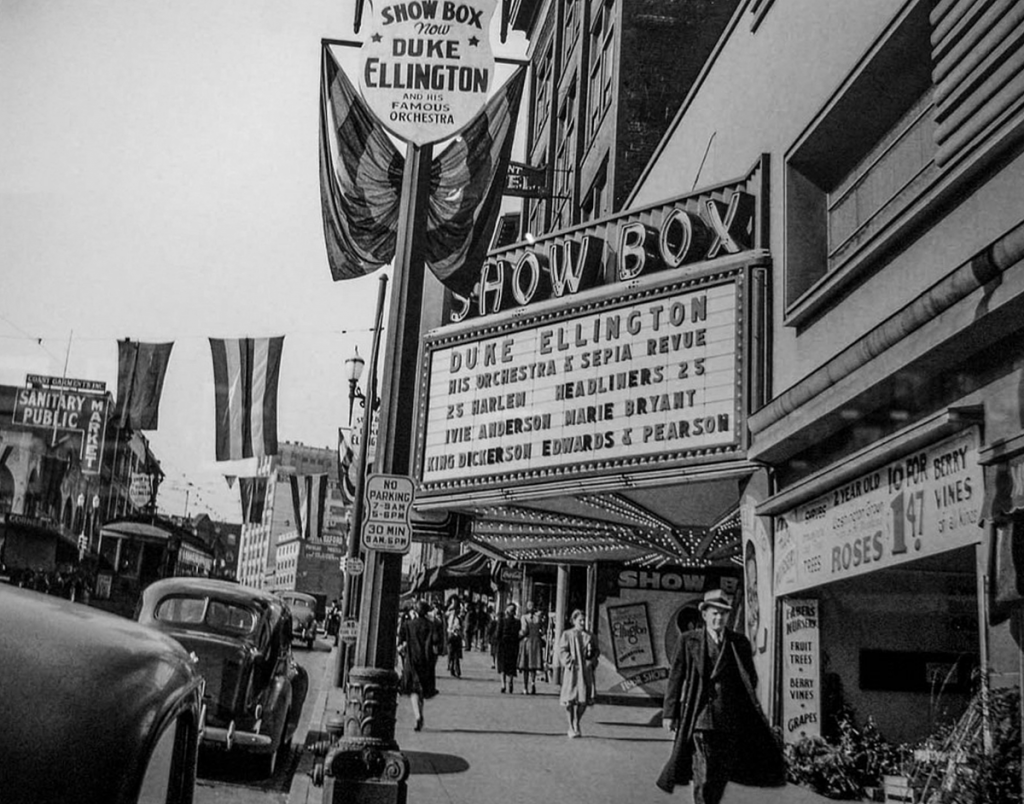 The Showbox at Risk of Demolition for New Tower