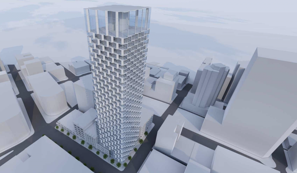 Third + Virginia (3+V) - Proposed Belltown High Rise Design Review