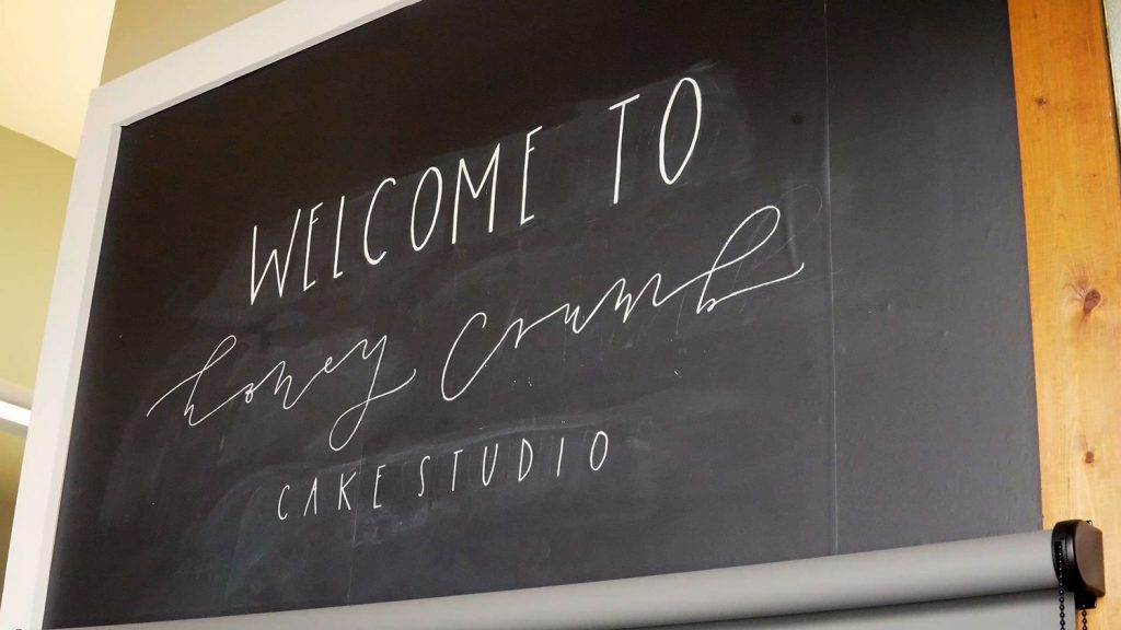 Seattle Insider: Honey Crumb Cake Studio