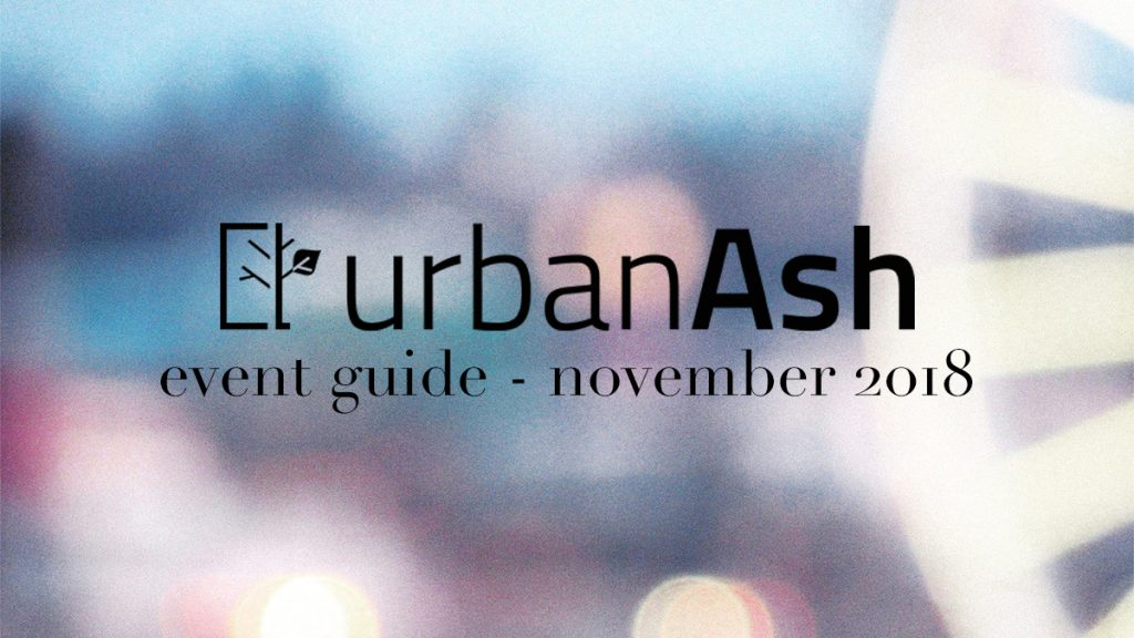 Seattle Event Guide November 2018