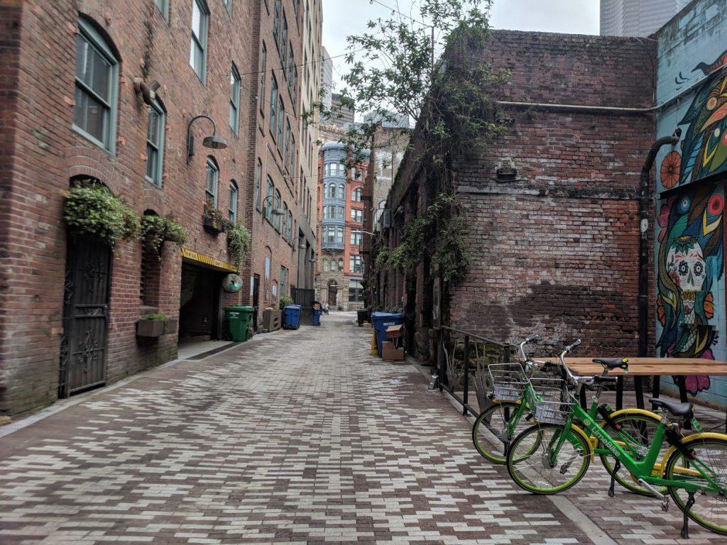 Uber Joins Seattle's Bike Share Program