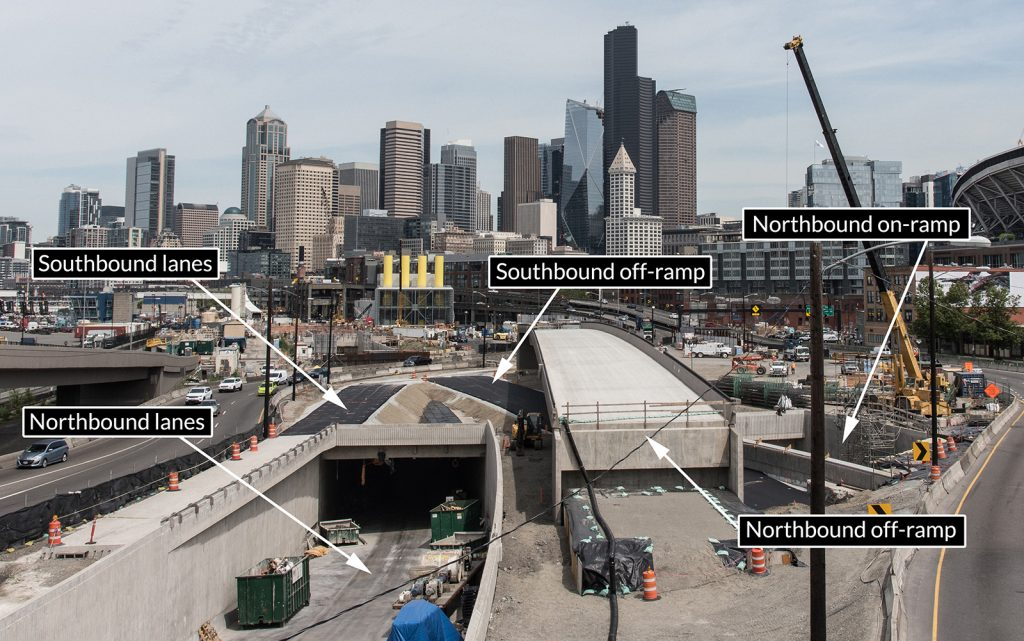 Eight Weeks Until Alaskan Way Viaduct's Permanent Closure