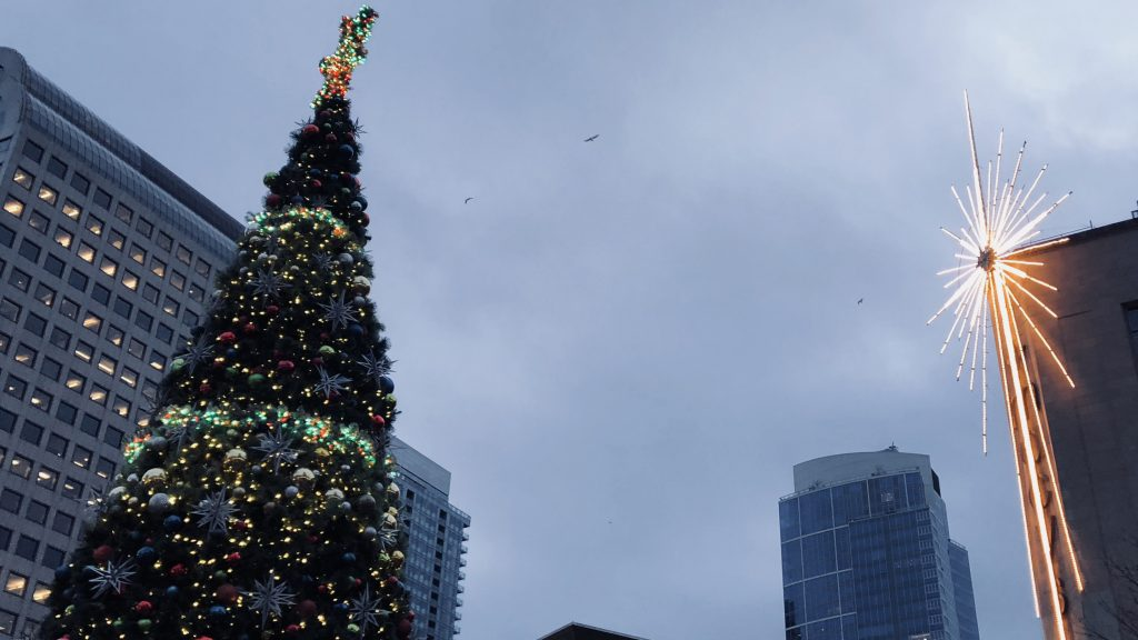 Downtown Seattle Holiday Activities