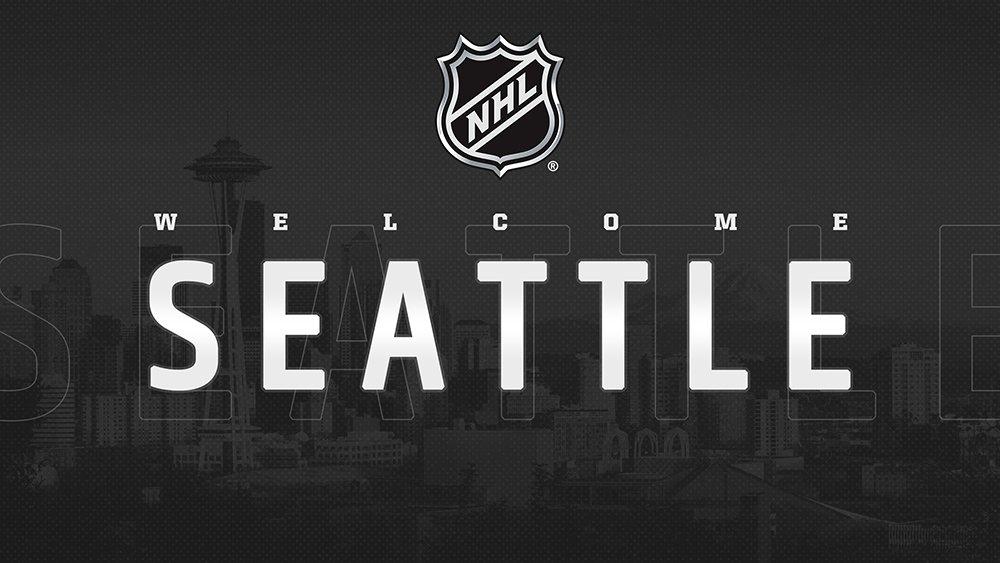 Seattle Awarded NHL Expansion Franchise
