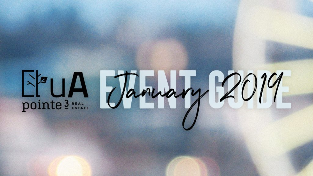 seattle event guide january 2019
