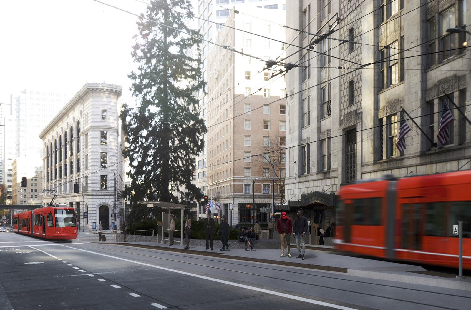 Mayor Durkan Looks to Resume Center City Connector
