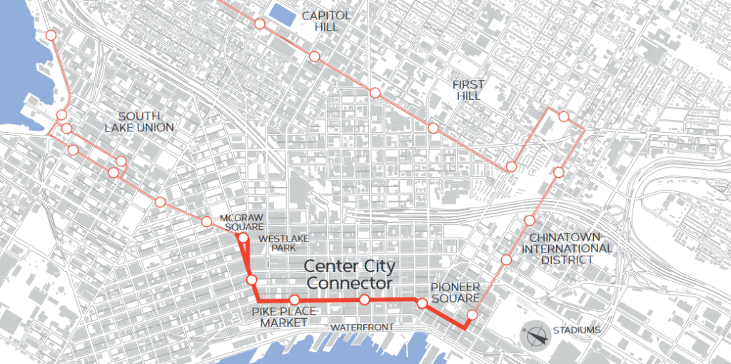 Seattle Mayor Looks to Resume Center City Connector