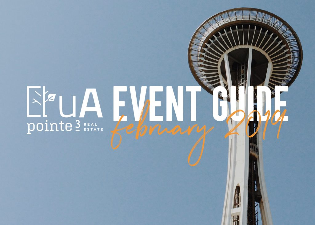 Seattle Event Guide - February 2019