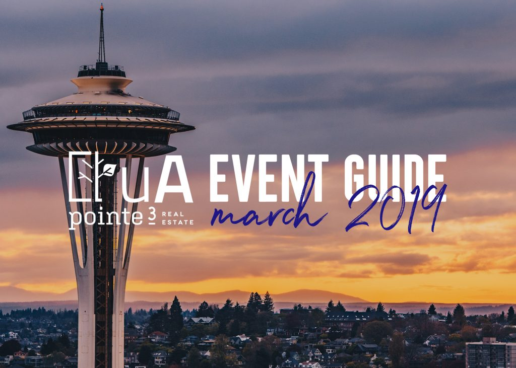 Seattle Event Guide - March 2019