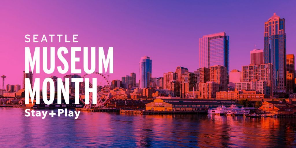 Seattle Museum Month 2019