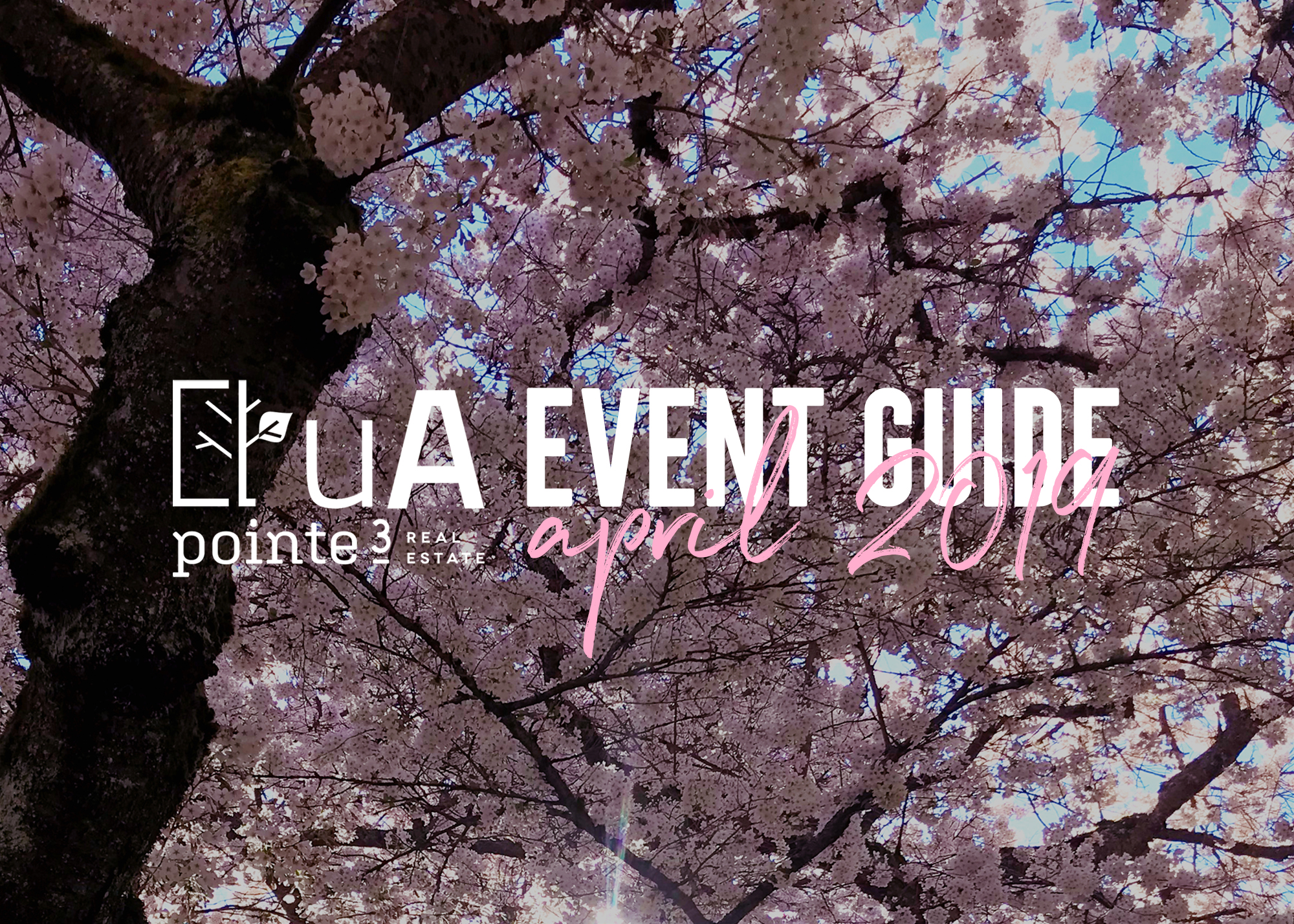 Seattle Event Guide - April 2019