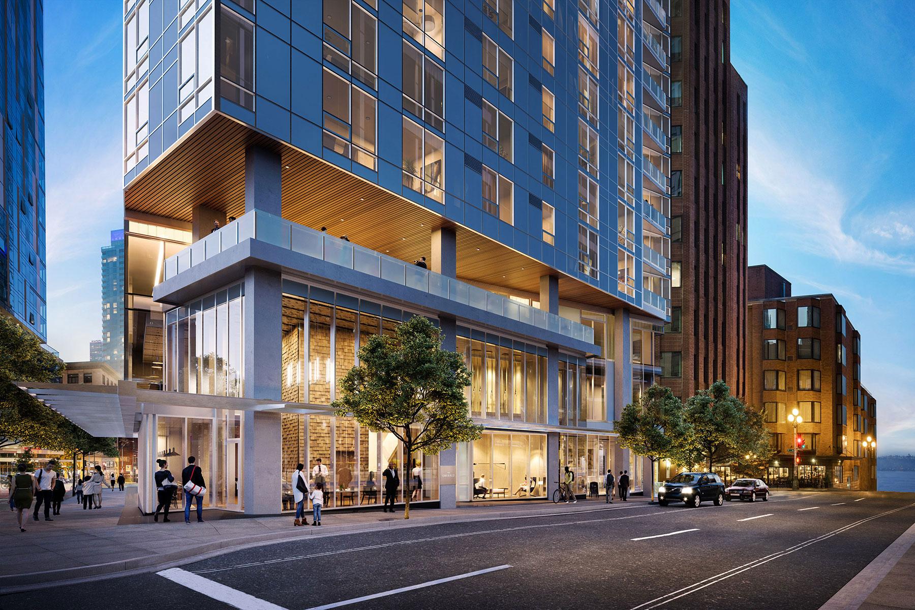 The Emerald Condominiums Releases Price Guidance
