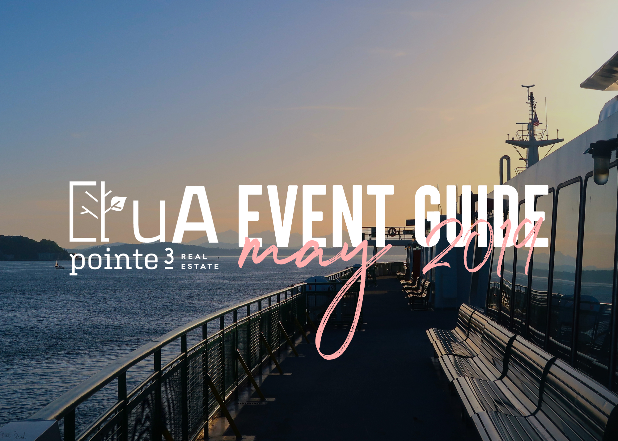 Seattle Event Guide - May 2019