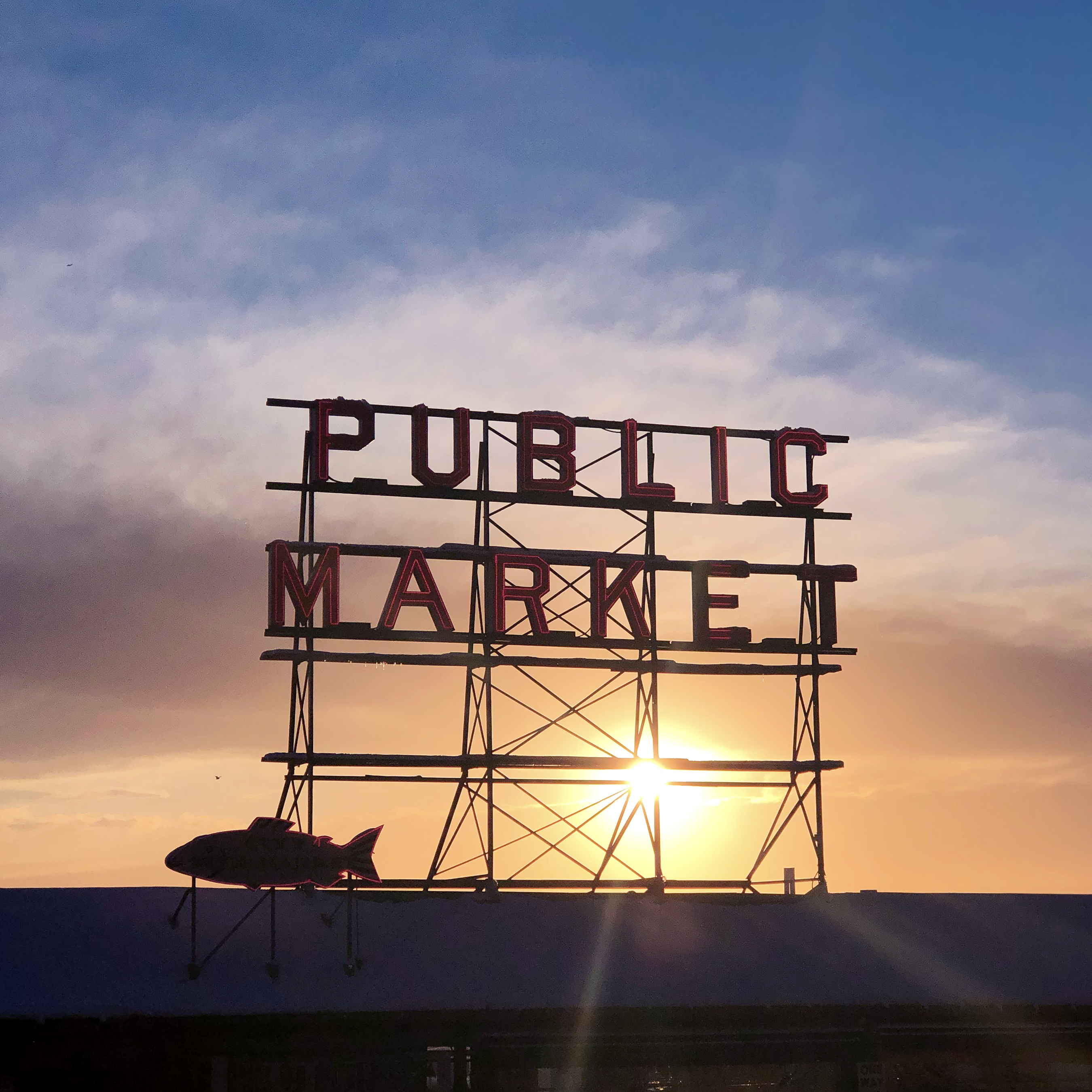 Pike Place Farmers Markets Downtown Locations