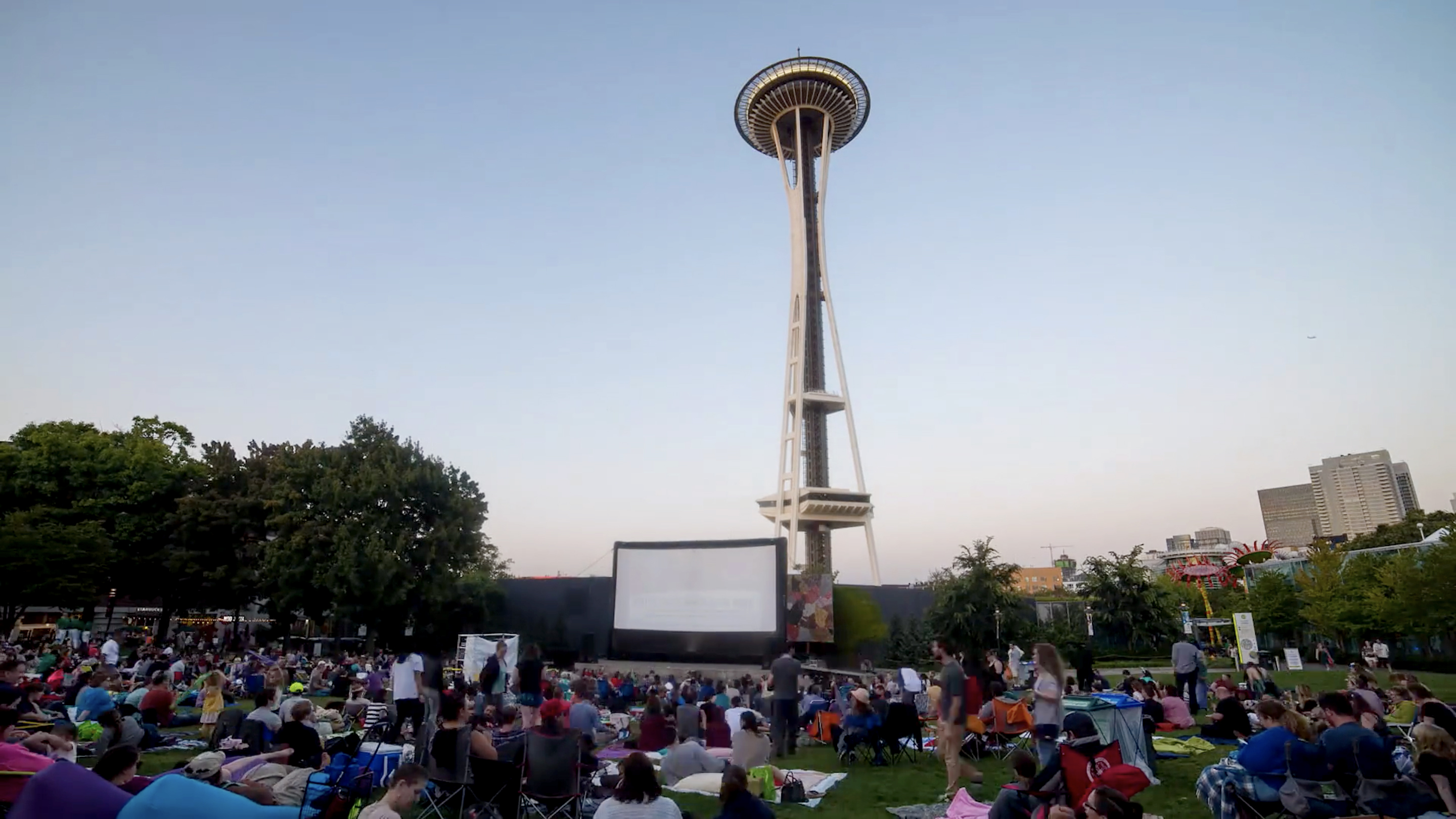 Seattle Outdoor Movie Guide - Summer 2019