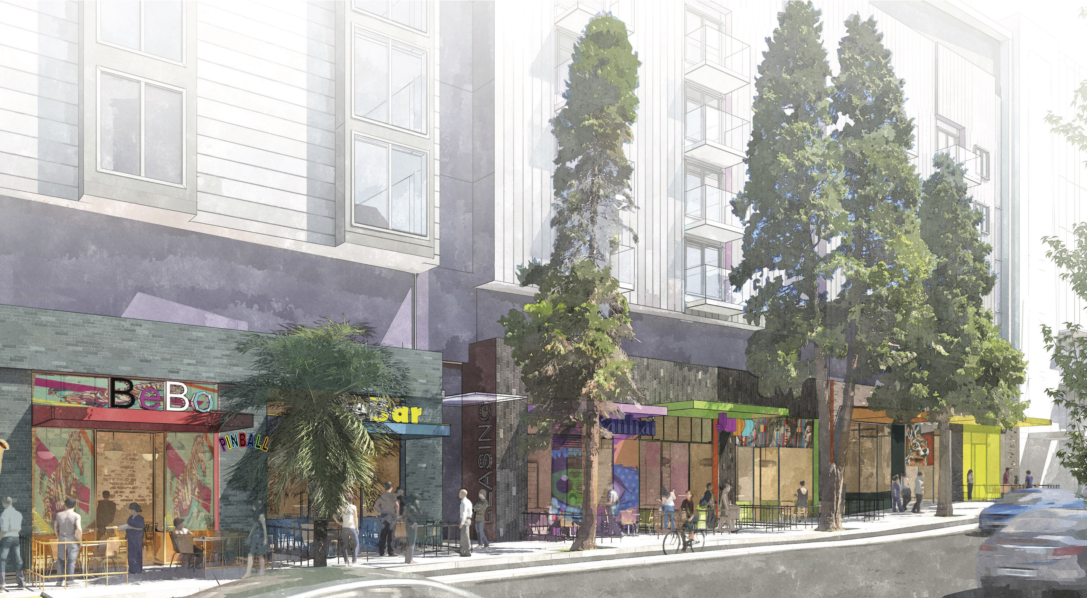 Downtown Seattle Design Review Roundup - July 2019